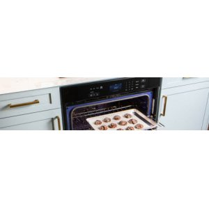 Sharp True European Convection Wall Oven