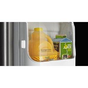 Beverage Chiller compartment