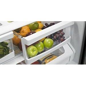 Humidity-Controlled FreshLock(TM) Crispers