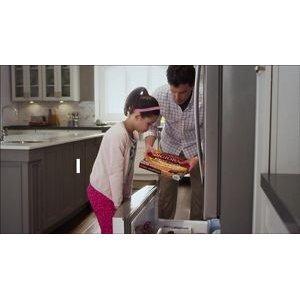 Frozen Bake(TM) Technology
