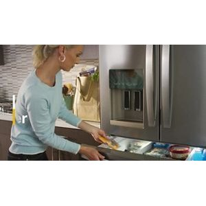 Refrigerated Exterior Drawer