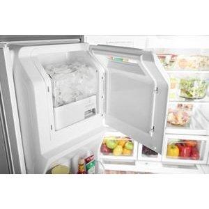 In-Door-Ice(R) Storage