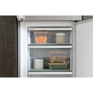 Extra-large freezer drawer