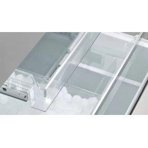 Organized freezer drawers