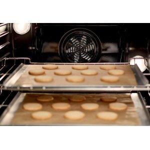 Convection Multi-Rack for even baking on all racks