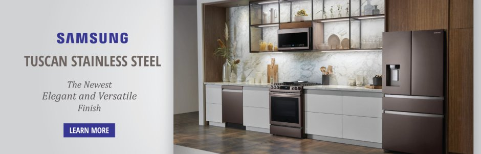 Samsung Tuscan Stainless Steel 2019