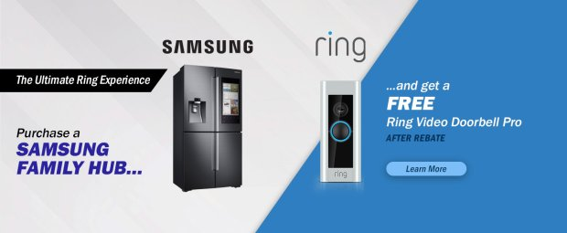 Samsung Ring Doorbell 2018