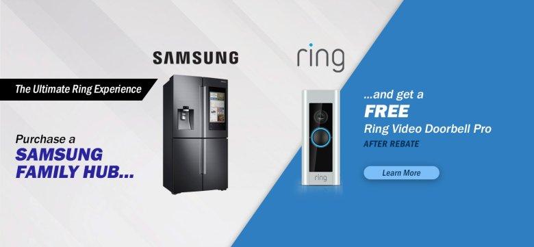 Samsung Ring Doorbell 2018