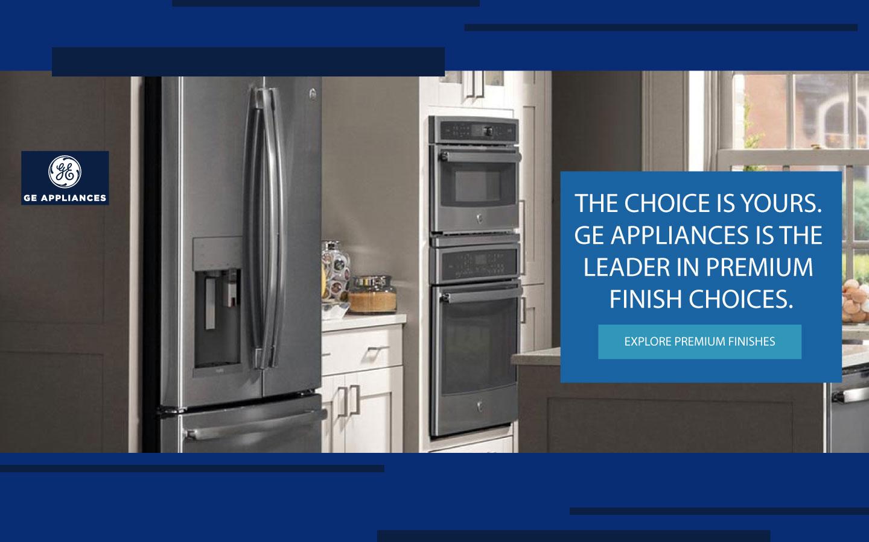 Attrayant GE Appliances Premium Finishes 2017