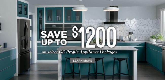 GE Profile Buy More Save More July 2019