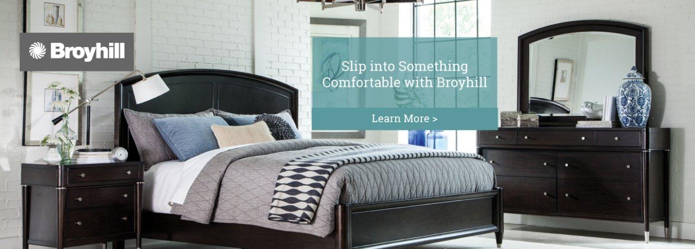 Broyhill Brand Landing Page 2018