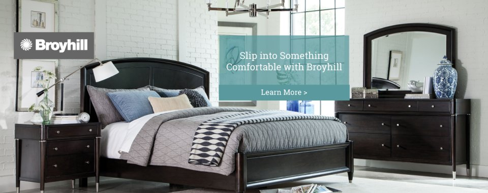 Broyhill Brand Landing Page 2018