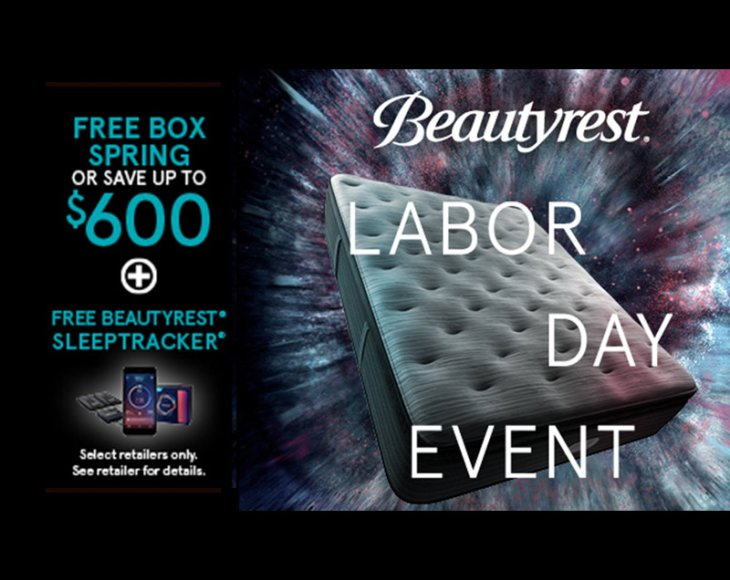 Beautyrest Labor Day 2018