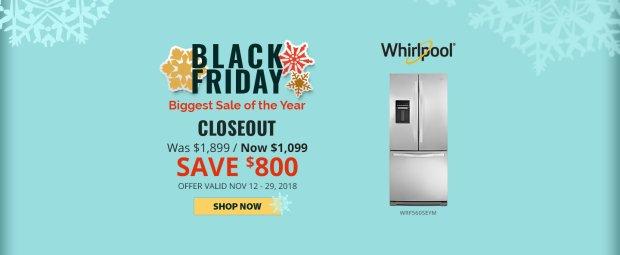 Whirlpool NECO Exclusive Black Friday 2018