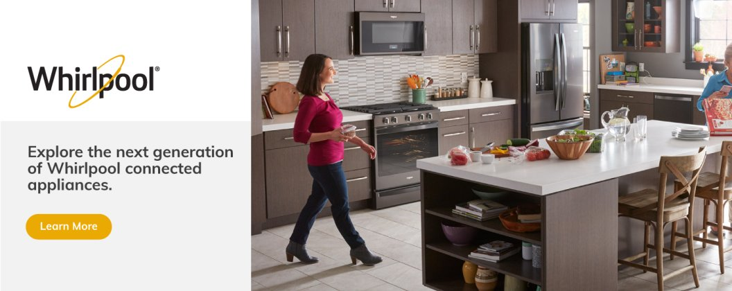 Whirlpool Connected Appliances 2018
