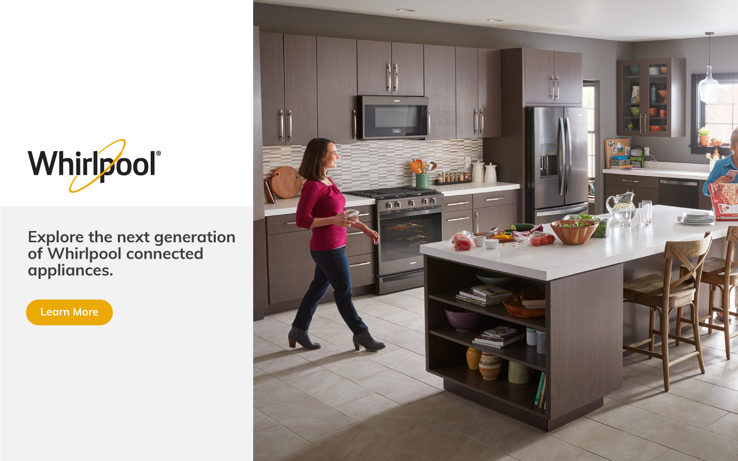 Merveilleux Whirlpool Connected Appliances 2018