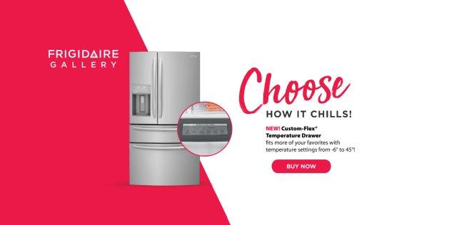 Frigidaire MDR4 Refrigerator April 2019