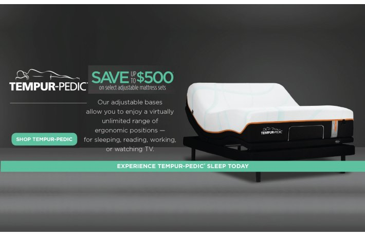Tempur-Pedic Presidents Day 2019