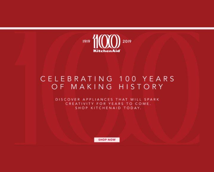 KitchenAid 100 Year Event July 2019