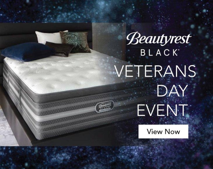 Beautyrest Veteran's Day 2018