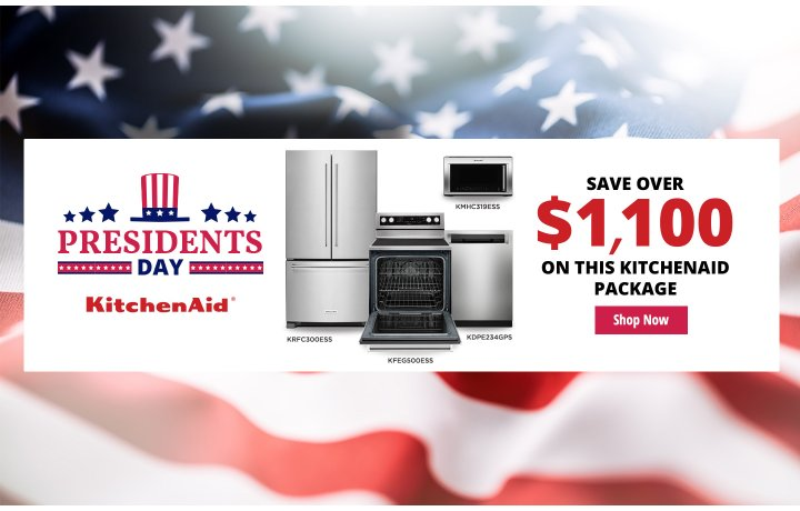 KitchenAid Presidents Day NEAEG Exclusive 2019