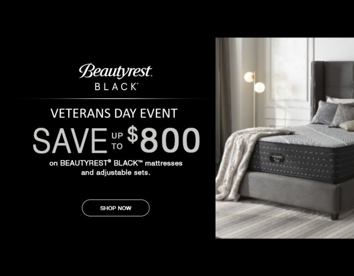 Beautyrest Veterans Day 2019
