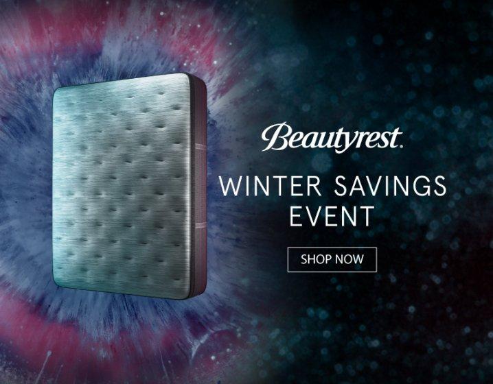 Beautyrest Winter Savings 2018