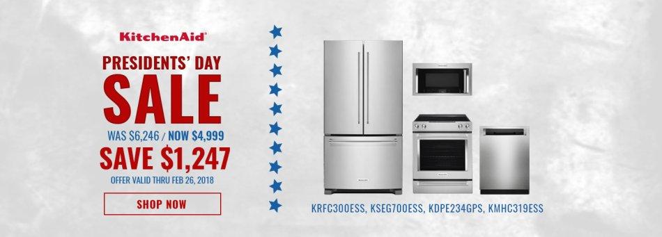 KitchenAid NECO Exclusive Presidents Day 2018
