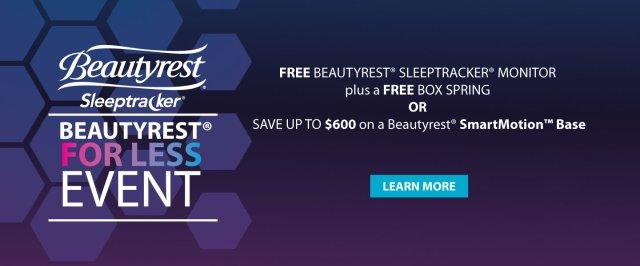 Beautyrest Presidents Day 2018