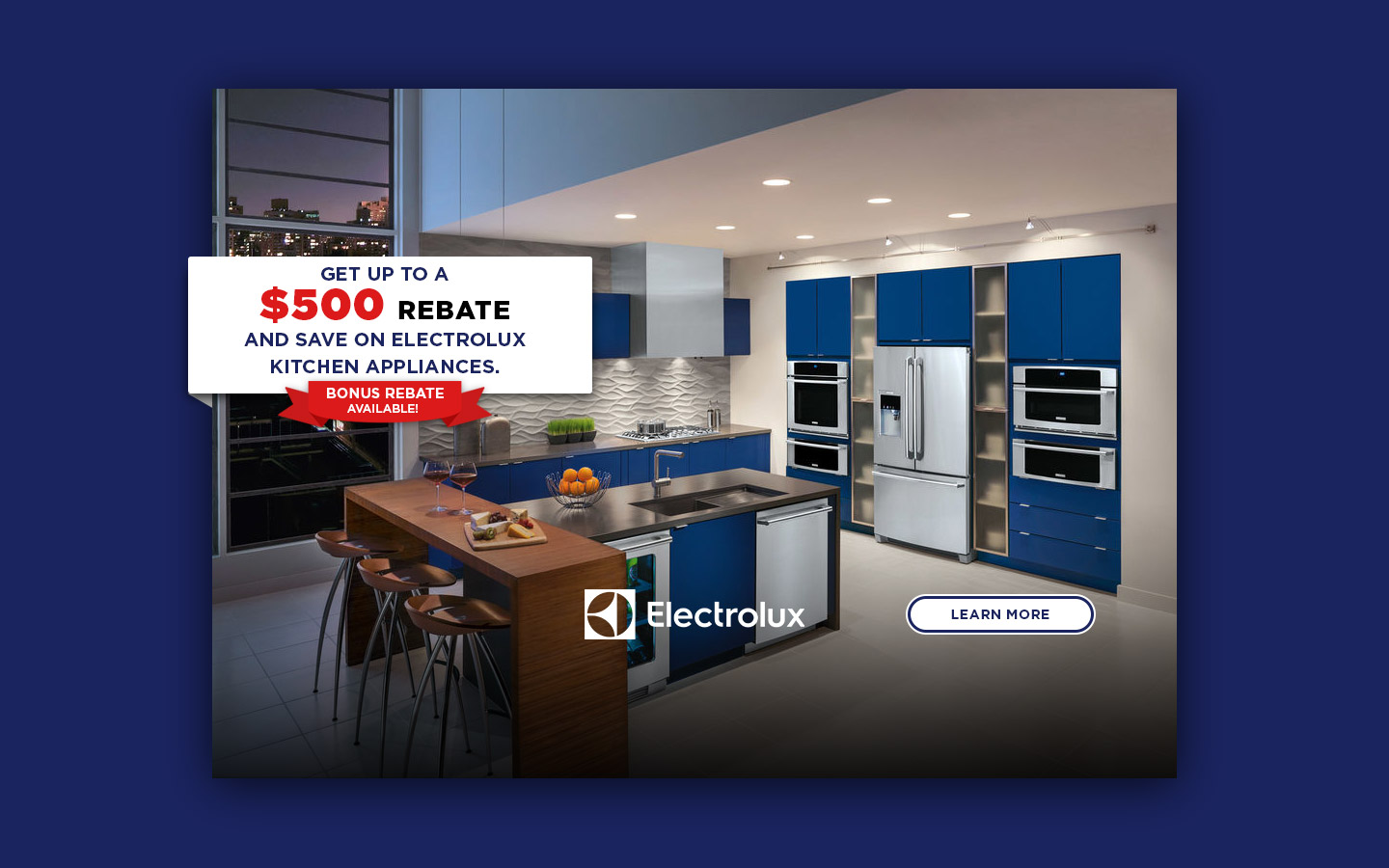 Superior ... Electrolux $500 Platinum Certified Dealer Exclusive October 2017 ...