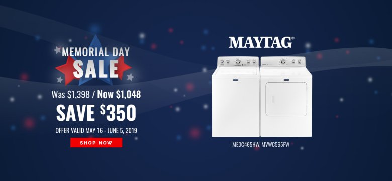 Maytag Memorial Day NEAEG Exclusive 2019