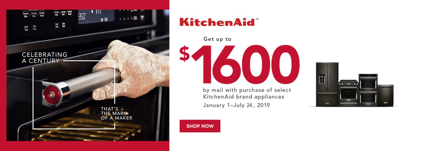 KitchenAid Celebrating a Century 2019