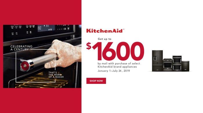 KitchenAid Celebrating a Century 2019