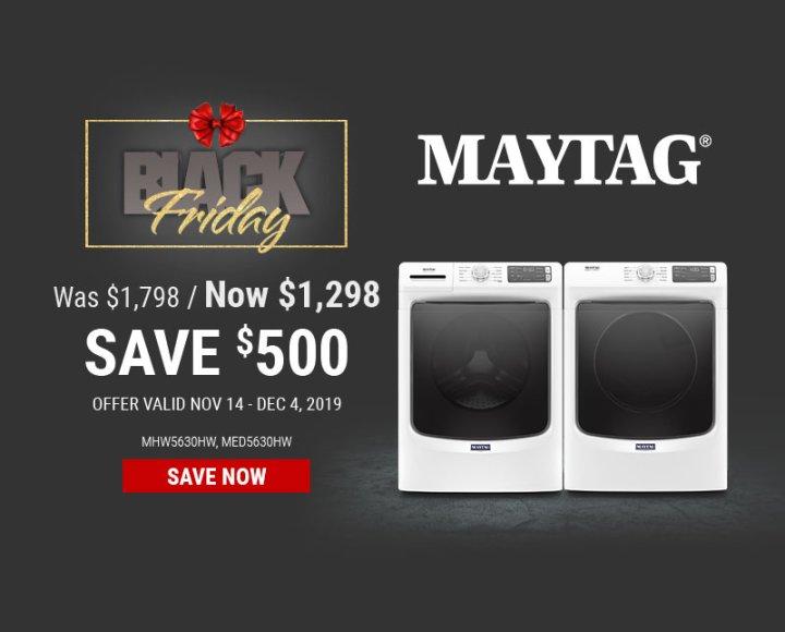Maytag NEAEG Black Friday 2019