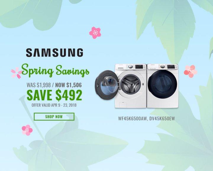 Samsung NECO Exclusive Earth Day 2018