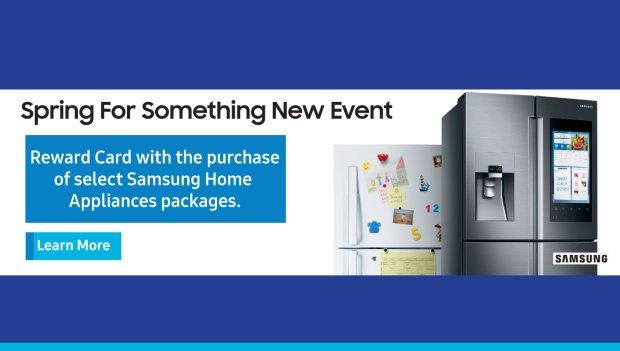 Samsung Spring for Something New 2018