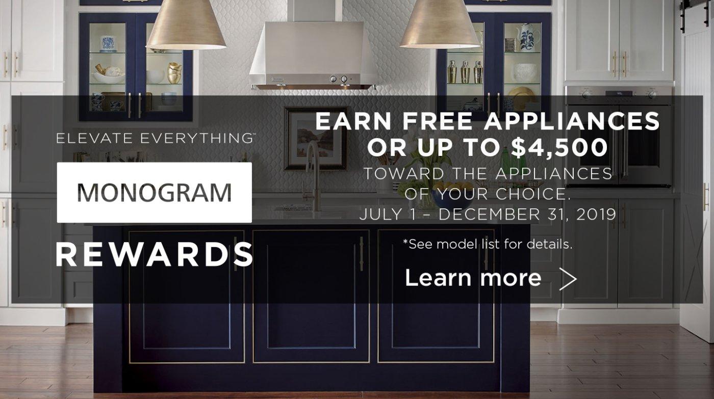 Monogram Rewards 2019