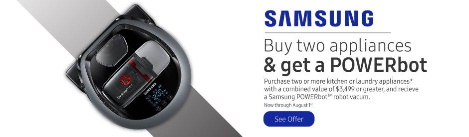 Samsung POWERbot June 2018