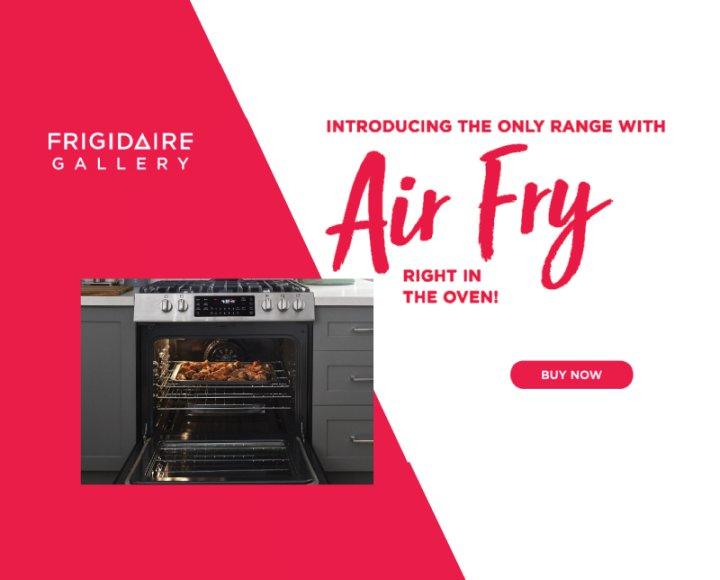 Frigidaire Gallery Air Fry 2019