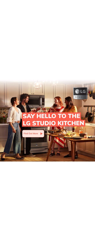 LG Studio Evergreen 2018