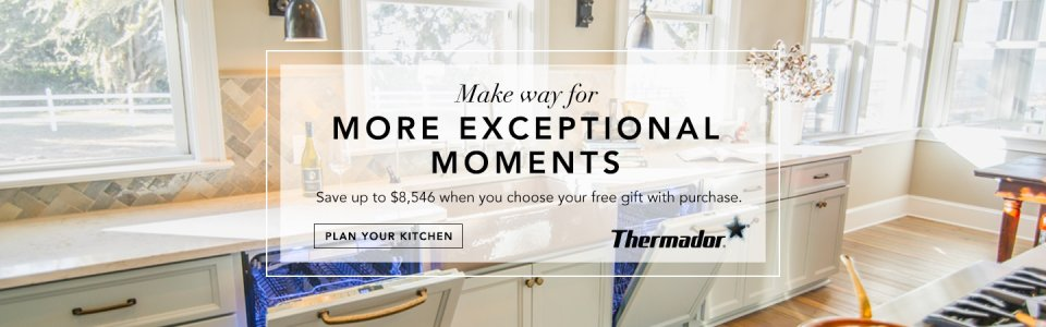 Thermador One-Two-Free 2018