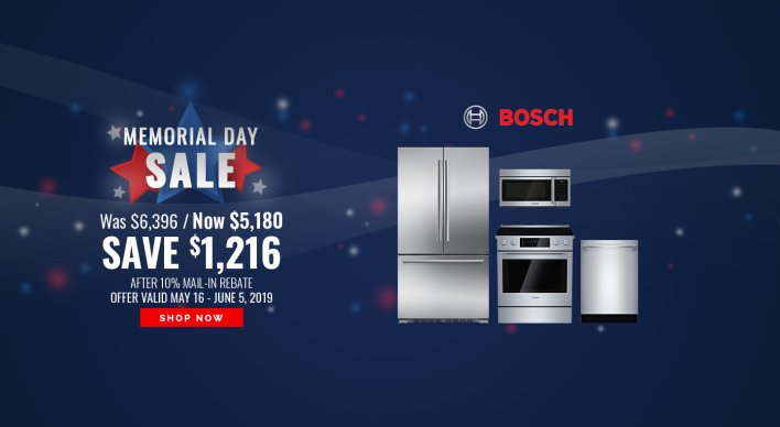 Bosch Memorial Day NEAEG Exclusive 2019