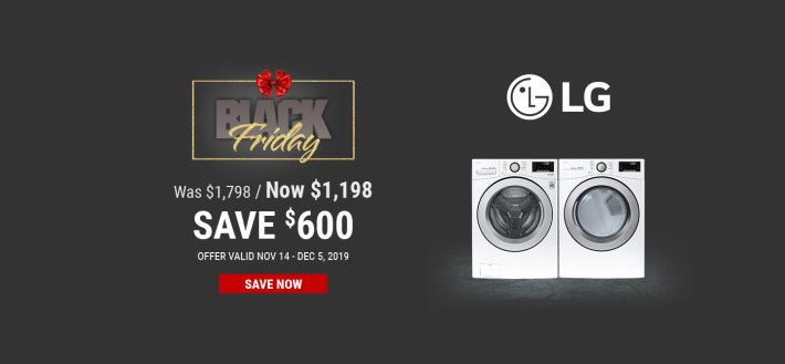 LG NEAEG Black Friday 2019