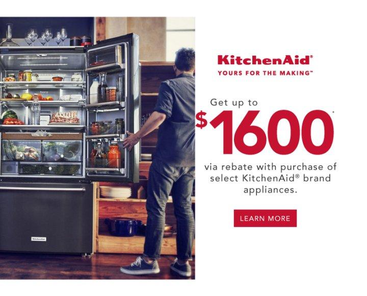 KitchenAid Culinary Ambition Q1 2018