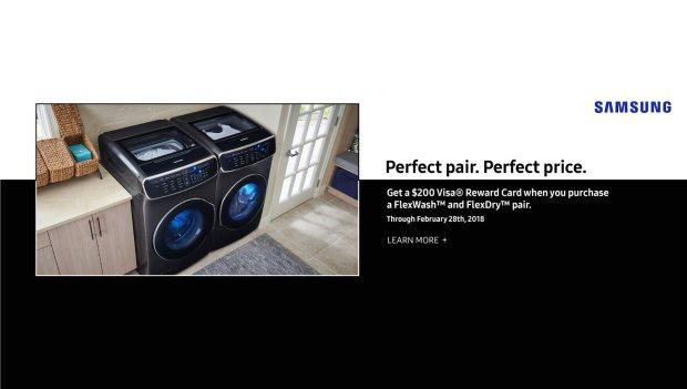 Samsung Perfect Pair 2018