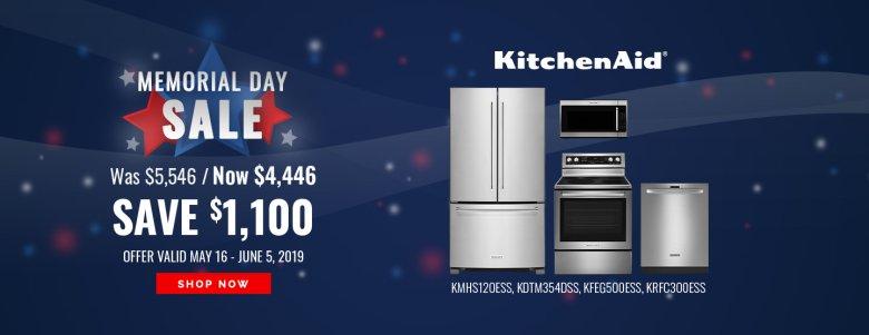 KitchenAid Memorial Day NEAEG Exclusive 2019