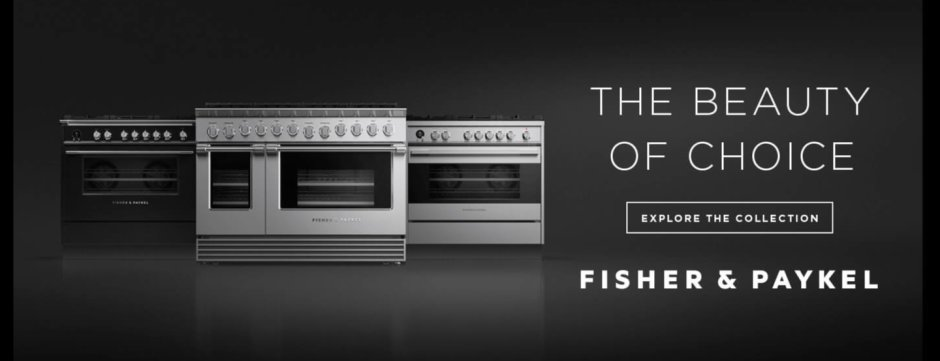 Fisher and Paykel Beauty of Choice 2018