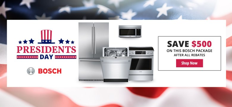 Bosch Presidents Day NEAEG Exclusive 2019
