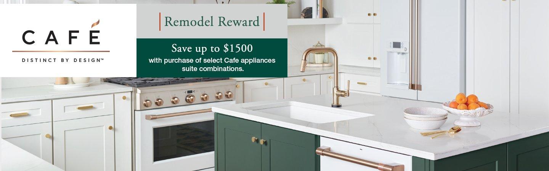 Cafe Remodel Reward 2019