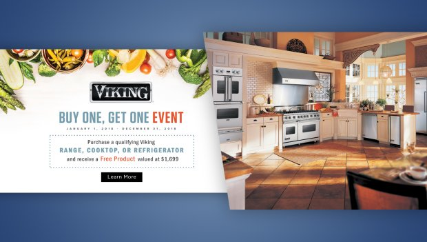 Viking Buy One Get One 2018